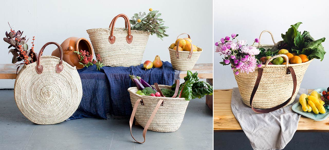 French Market Bags By AvarcasUSA Collective
