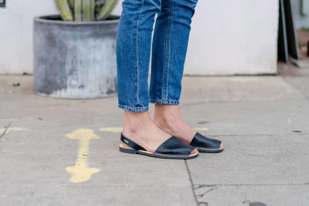 Vegan Pons Shoes in Black
