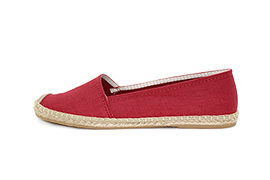 Classic Low Women Red Velvet