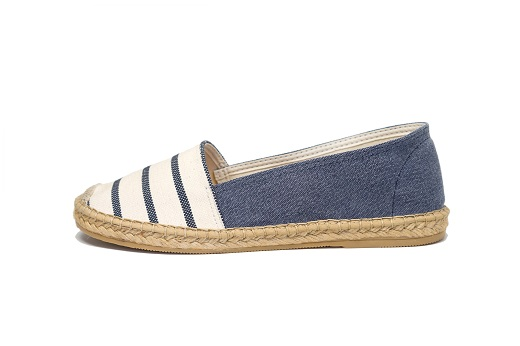 Classic Low Stripes Women Blue