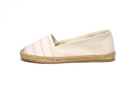 Classic Low Stripes Women Pink