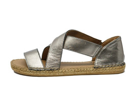 Beach Metallic Pewter