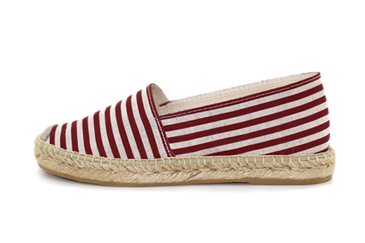 Classic Stripes Women Red Stripes