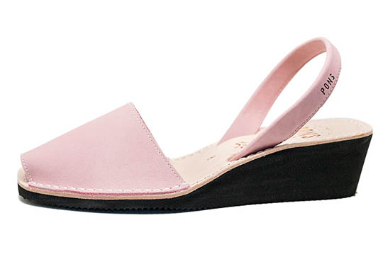 Wedge Light Pink