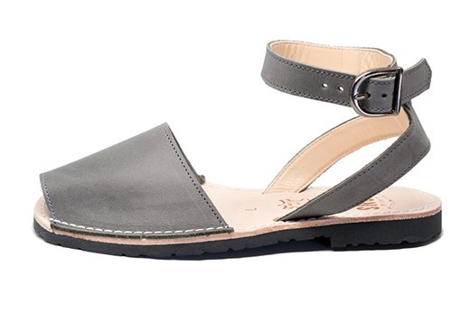 Classic Style Strap Gray Avarcas