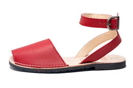 Classic Style Strap Red