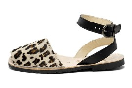 Classic Strap Animal Prints Leopard