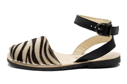 Classic Strap Animal Prints Zebra