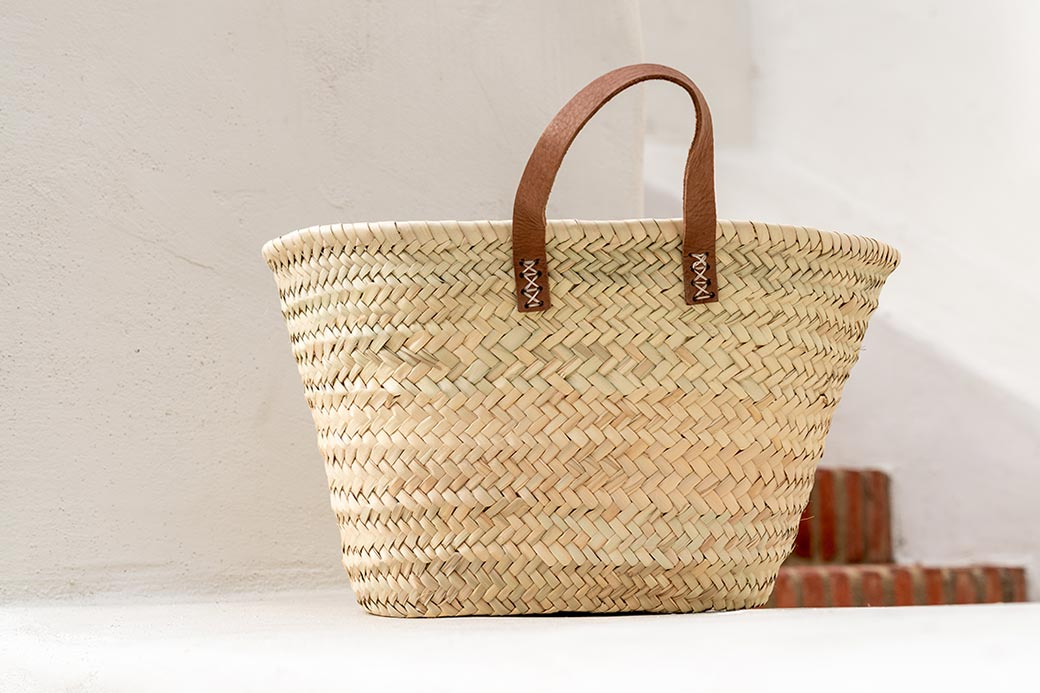 Born Natur Market Bag