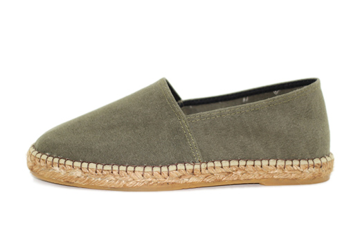 Classic Men Forest Green Espadrille