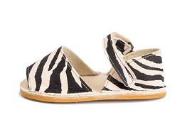 Little Fraileras Animal Print Zebra